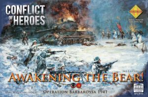 Conflict of Heroes : Awakening the Bear